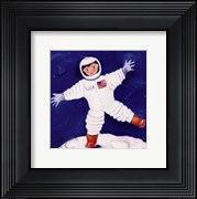 One Foot On The Moon