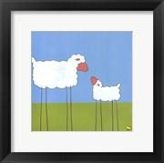 Stick-Leg Sheep I