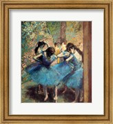 Dancers in Blue, 1890
