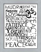 Yoga Words