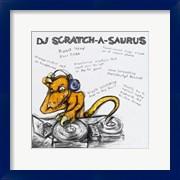 DJ Scratch-A-Saurus