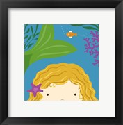 Peek-A-Boo Mermaid