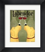 Two Labrador Wine Dogs
