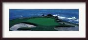 Pebble Beach Golf Course 8th Green Carmel CA
