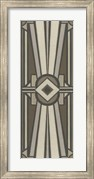 Neutral Deco Panel II