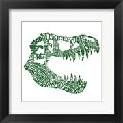 T Rex Skull (Popular Dinosaur Names)