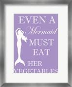Mermaid Must Eat