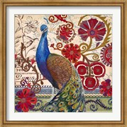 Peacock Decore II