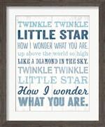 Twinkle Twinkle 2