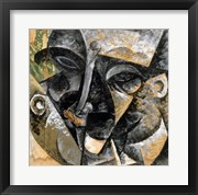Dynamism of Man's Head 1914