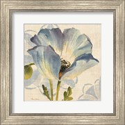 Watercolor Poppies IV