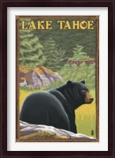 Lake Tahoe Bear