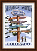 Steamboat Springs Colorado Signs