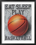 Eat Sleep Play Basketball
