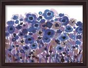 Blue Blooming Garden