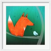 Fox In Tree