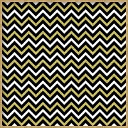 Small Bling Chevron
