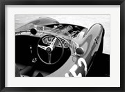 Ferrari Cockpit 1