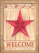 Barn Star Welcome