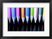 Floating Pencils
