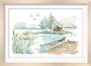 Lakehouse II on White