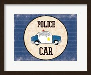 Police Car Blues