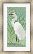 Egret by the Shore II