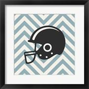 Eat Sleep Play Football - Blue Part III