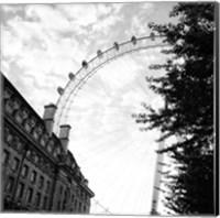 Framed London Scene III