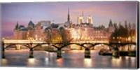 Framed Paris No. 501
