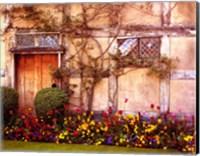 Framed Shakespeare's House