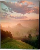 Framed Villa, Toscana