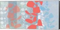 Framed Dimensional Leaves