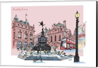 Framed Piccadilly Circus
