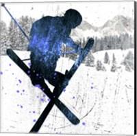 Framed Extreme Skier 04
