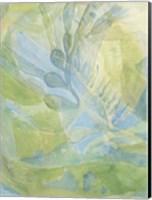 Framed Sea Grass I