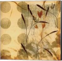 Framed Playful Meadow II