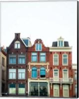 Framed Amsterdam Morning No. 2