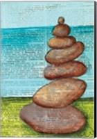 Framed Balance III