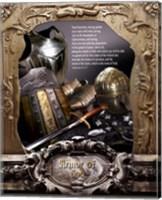 Framed Armor Of God