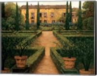 Framed Garden Manor