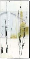 Framed Bamboo Marsh I