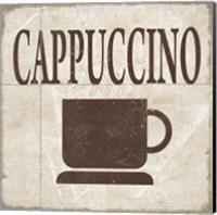 Framed Simply Coffee I