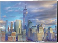 Framed New York City II