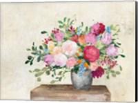 Framed Farmhouse Bouquet