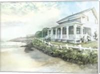 Framed Beach Cottage