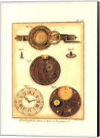 Framed Clock is Ticking II