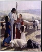 Framed My Shepherd
