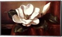 Framed Magnolia Vignette l