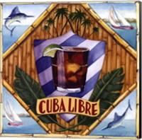 Framed Cuba Libre